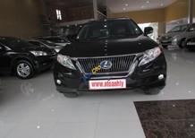 Cần bán lại xe Lexus RX350 đời 2009, màu đen chính chủ