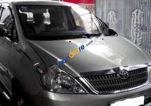Bán ô tô Toyota Innova đời 2006, màu bạc, nhập khẩu nguyên chiếc chính chủ giá cạnh tranh