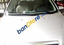 Cần bán xe Daewoo Gentra đời 2008, màu bạc đã đi 110000 km