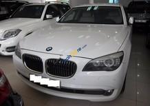 Cần bán xe BMW 7 Series 740i sản xuất 2009, màu trắng, nhập khẩu nguyên chiếc chính chủ