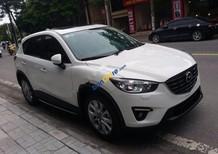 Cần bán gấp Mazda CX 5 2.0 AT đời 2015, màu trắng, giá tốt
