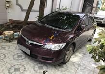 Cần bán xe Honda Civic 2009 số sàn màu tím, xe nhà sài kỹ