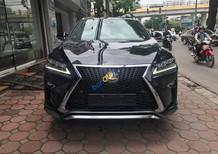 Bán Lexus RX 200t Fsport đời 2017, màu đen, xe nhập Mỹ, giá tốt. LH: 0948.256.912