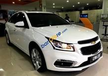 Bán xe Chevrolet Cruze đời 2017, màu trắng