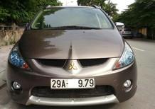 Mitsubishi GRANDIS 2.4 Bản Limitted,  sản xuất cuối 2011, Biển Hà Nội