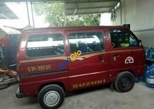Bán xe cũ Suzuki Carry đời 2004, màu đỏ, giá chỉ 150 triệu