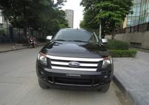 Cần bán xe Ford Ranger 2014, màu đen, xe nhập, giá 515tr