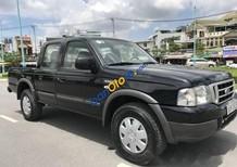 Bán xe Ford Ranger 2005, màu đen, hai cầu, máy dầu
