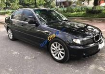 Cần bán xe BMW 325i đời 2003, màu đen, xe biển số thành phố, ngay chủ
