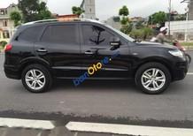 Chính chủ bán xe Hyundai Santa Fe SLX 2.0 đời 2011, màu đen