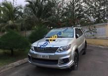 Cần bán Toyota Fortuner MT 2016 chính chủ, 920tr