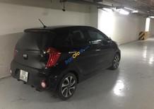 Cần bán xe Kia Morning Si 2017, màu đen