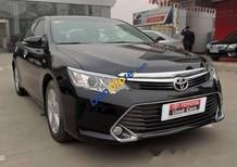 Bán ô tô Toyota Camry sản xuất 2015, màu đen chính chủ