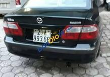 Cần bán xe Mazda 626 đời 2002, màu đen