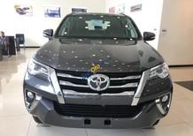 Bán xe Toyota Fortuner 2.7V 4x2 AT đời 2017, màu xám, nhập khẩu nguyên chiếc