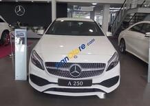 Bán xe Mercedes A250 đời 2017, màu trắng, nhập khẩu nguyên chiếc