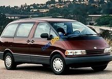 Bán Toyota Previa 1992, màu đỏ, 165tr
