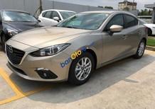 Bán xe ô tô Mazda 3 1.5L AT 2017, màu vàng cát