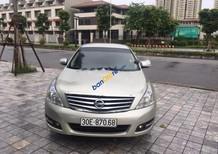 Cần bán xe Nissan Teana 2.0AT đời 2011, màu bạc, nhập khẩu nguyên chiếc ít sử dụng, 580 triệu