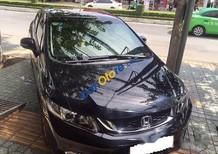 Bán Honda Civic đời 2016, màu đen, xe TNCC từ đầu