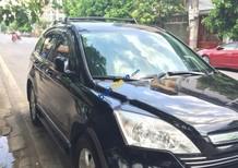 Cần bán xe Honda CR V 2.4AT đời 2010, màu đen giá cạnh tranh