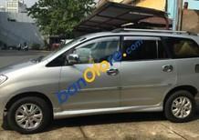Cần bán xe cũ Toyota Innova G đời 2011, màu bạc