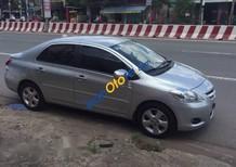 Bán xe cũ Toyota Vios 1.5 E đời 2008, màu bạc số sàn