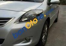 Bán Toyota Vios MT năm sản xuất 2013, màu bạc đã đi 55000 km