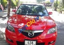 Bán ô tô Mazda 3 1.6AT đời 2009, màu đỏ, nhập khẩu nguyên chiếc xe gia đình, 390 triệu