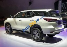 Bán xe Toyota Fortuner đời 2017, màu trắng, giá tốt