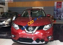 Bán xe Nissan Xtrail Limited 2017, màu đỏ, 933tr