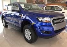 Bán Ford Ranger 2.2L XL MT 4x4 sản xuất 2017, màu xanh lam, nhập khẩu