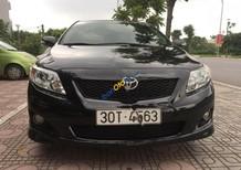 Cần bán lại xe Toyota Corolla Altis đời 2009, màu đen số tự động