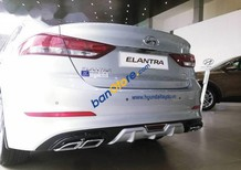 Bán Hyundai Elantra đời 2017, màu trắng giá cạnh tranh
