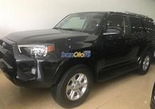 Cần bán xe Toyota 4 Runner SR5 2016, màu đen, nhập khẩu nguyên chiếc