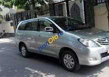 Bán gấp Toyota Innova G sản xuất 2008, màu bạc, xe đẹp, chính chủ, đăng ký 2009