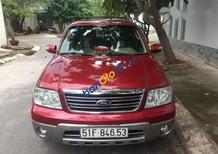 Cần bán xe Ford Escape XLT đời 2004, màu đỏ chính chủ