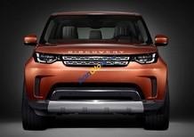Bán LandRover Discovery sản xuất năm 2017, xe nhập