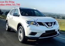 Bán xe Nissan X-Trail đời 2017 màu trắng, giá ưu đãi nhất, cam kết giao xe sớm