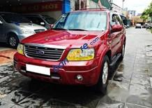 Cần bán lại xe Ford Escape XLS 2.3AT đời 2006, màu đỏ số tự động