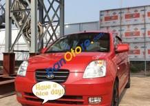 Bán Kia Morning 1.0 AT đời 2006, màu đỏ, nhập khẩu nguyên chiếc chính chủ giá cạnh tranh
