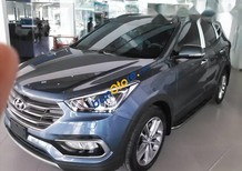 Bán xe Hyundai Santa Fe 2017, hỗ trợ vay ngân hàng 85% lãi, suất thấp