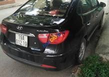 Xe Hyundai Avante 1.6MT 2012, màu đen xe gia đình, 380tr