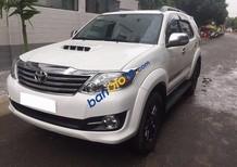 Cần bán lại xe Toyota Fortuner đời 2016, màu trắng còn mới