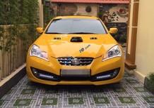 Bán ô tô Hyundai Genesis đời 2010, màu vàng, nhập khẩu chính chủ, giá tốt