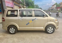 Cần bán gấp Suzuki APV đời 2007, màu vàng chính chủ