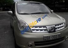 Cần bán lại xe Nissan Grand Livina 1.8  AT đời 2011, màu ghi vàng