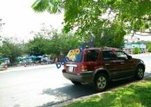 Bán xe Ford Escape MT đời 2003, màu đỏ chính chủ