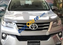 Bán Toyota Fortuner 2017 số sàn, xe giao ngay