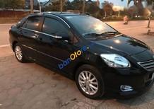 Bán Toyota Vios E đời 2011, màu đen còn mới